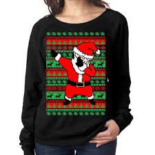 santa sweater dabbing santa sweater from allntrendshop