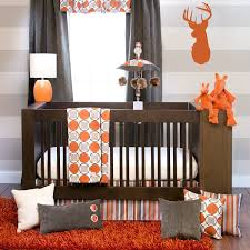 baby boy with modern large crib and modern bedding style baby boy with modern large crib and modern bedding style
