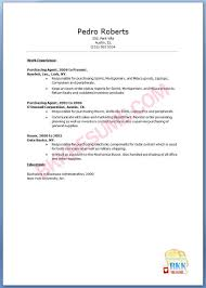 Sample Resume For Purchasing Agent Essay On Global Warming Being Fake Resume Format For Canadian