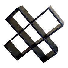 wood dvd rack foter cavaletes estantes e prateleira