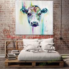 Sheep Home Decor 2018 Watercolor Sheep Home Decor Hd Printed Modern Painting