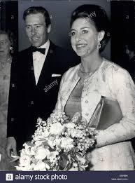 aug 24 1969 princess margaret and lord snowdon attend first
