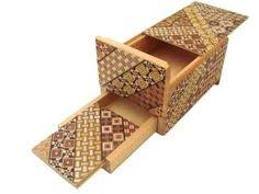 Secret Compartments In Wooden Japanese - ooh goosebumps art art and