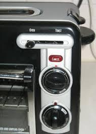 Hamilton Beach Two Slice Toaster Hamilton Beach 22708 Toastation 2 Slice Toaster And Mini Oven Black