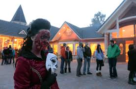 ready to be scared halloween events ranging from mild to scream