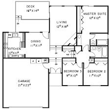 Tri Level House Plans 1970s Unusual Idea 4 Bedroom Split Entry House Plans 14 Level The