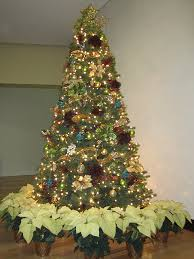 where can i find a brown christmas tree decoration christmas trees
