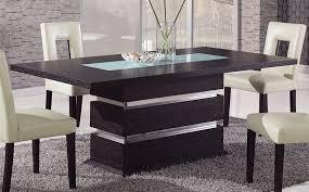 modern pedestal dining table ideas decorate modern dining tables thedigitalhandshake furniture