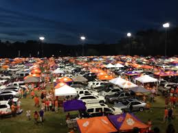 Clemson Flags 15 Thoughts On The Trip To Clemson And The Game In Death Valley