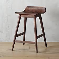 flint steel bar stools cb2