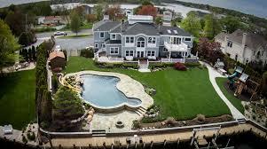 inground pool designs custom inground pool design and install oceanport nj