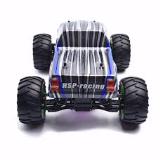 monster truck nitro 3 hsp 94108 rc racing truck nitro gas power 4wd off road monster