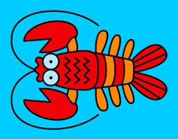 lobsters coloring pages coloringcrew com