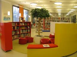 ritaharju oulu joint and public library reading