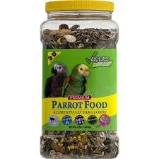 Parrot Decorations Home 3 D Premium Parrot Food 4 0 Lb Walmart Com