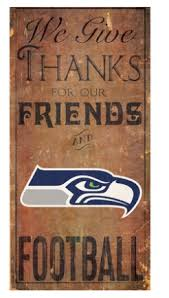 seahawks thanksgiving sign 11 99 thrifty nw