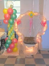 Decorating Chair For Baby Shower Pillar And Baby Shower Chair