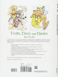 trolls elves and fairies dover coloring books jan sovak