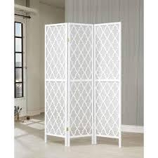 Quatrefoil Room Divider Divider Glamorous Folding Screen Divider Outstanding Folding