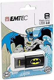Batman Desk Accessories 8gb Batman X Mimobot Usb Flash Drive Computers