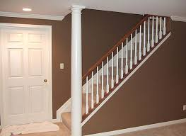 Wall Stairs Design 28 Basement Stair Wall Ideas Stair Railings And Half Walls