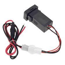 Car Phone Charger With Usb Port Aliexpress Com Buy Marsnaska New Car 2 1a Dual Usb Port Socket