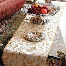 luxury damask table runner cheap table runner buy directly from china suppliers size 30 200cm