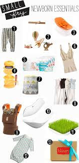 newborn essentials awesome giveaway from small fry everything you ll need when you