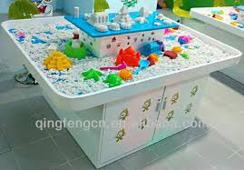 sand art table for sale qingfeng amusement park equipment kids sand table sand art table