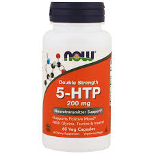 5 Htp Before Bed Now Foods 5 Htp Double Strength 200 Mg 60 Veg Capsules Iherb Com