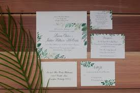 wedding invitations in justin gicleé wedding invitations letterpress