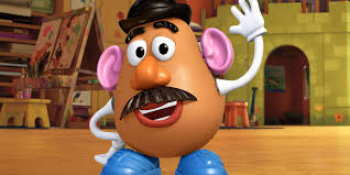 potato head toy story characters disney pixar uk