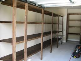 Free Standing Garage Shelves Plans by Garage Shelves Plans Wood Garage Shelves Plans Pdf Woodworking