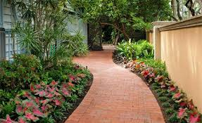 landscaping with bricks garden landscaping ideas with bricks 15 great landscaping