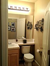 pretty bathroom vanity with bathroom light fixtures of simple buil