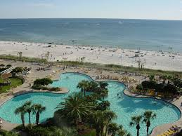 Map Of Panama City Beach Edgewater Beach Resort Best Beach Pictures