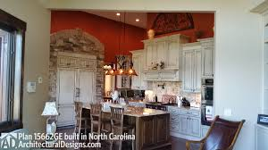 house plan 15662ge comes to life in north carolina favorite