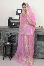 rajputi dress stunning nail pink rajputi poshak