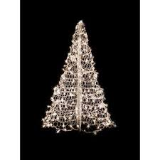 8 foot led christmas tree white lights christmas yard decorations outdoor christmas decorations the