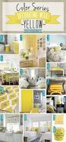 color series decorating with yellow teal decorating and room