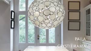 Home Lighting Collections Crystorama Lighting Palla Collection Youtube