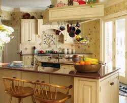 country kitchen decor ideas country kitchen wall decor with kitchen wallpaper motif