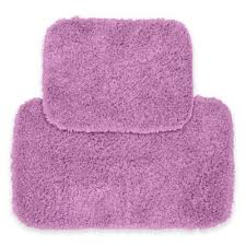 Purple Bathroom Rugs Buy Purple Bath Rugs From Bed Bath Beyond