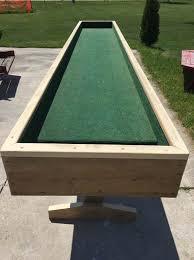 indoor carpet ball table facilities recreation