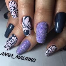 анна малинко дизайн ногтей идеи маникюра ongles