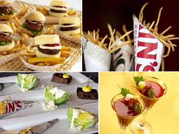 wedding catering ideas your for your city with wedding reception food inspired by