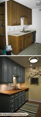 kitchen cabinet makeover ideas before and after 25 budget friendly kitchen makeover ideas