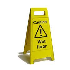 Wet Floor Images by Caution Wet Floor Free Standing Floor Sign Janitorial U0026 Waste