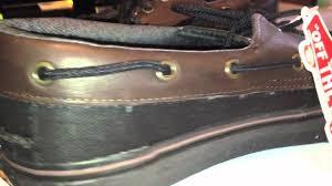 Jual Vans Zapato vans zapato barco t l brown black colorway