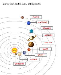 solar system printables solar system worksheet 8 learn about